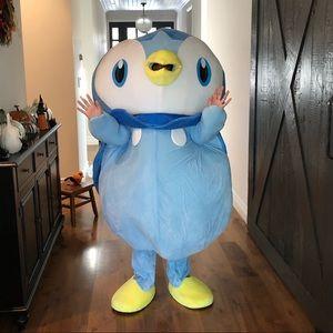 Pokémon's Piplup Mascot Costume